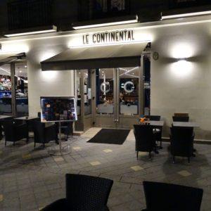 Terrasse du Conti à Tours-centre (37)